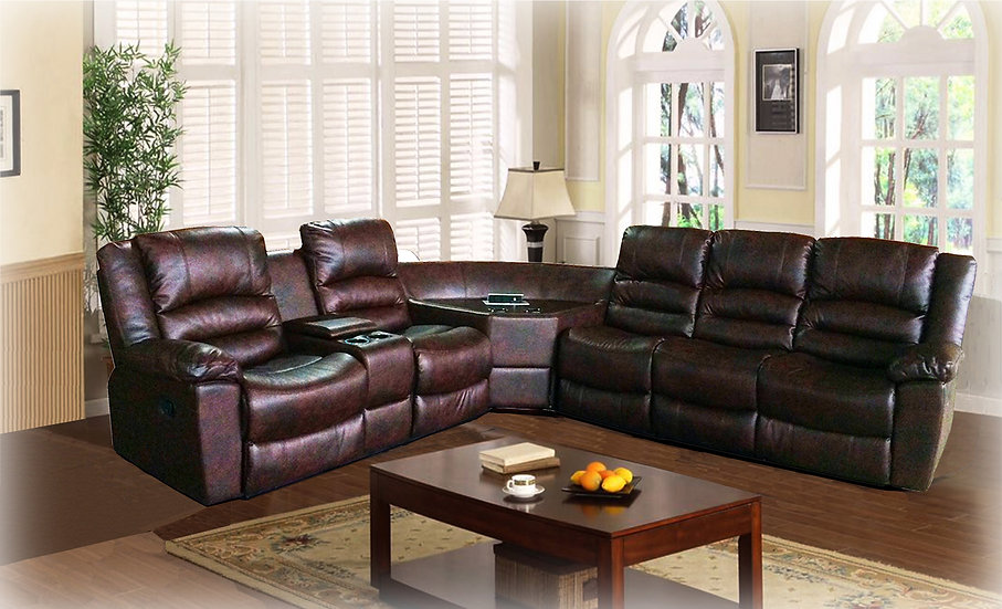 Montreal Furniture Liquidation Living Room Furniture Sectional Sofa, Regina