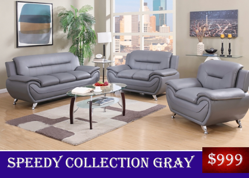 Speedy Collection Gray