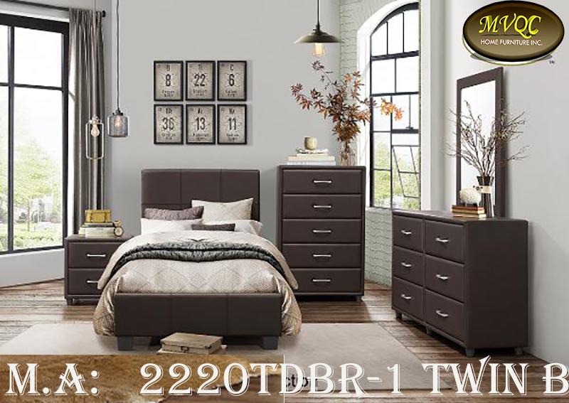 2220TDBR-1 twin bedroom
