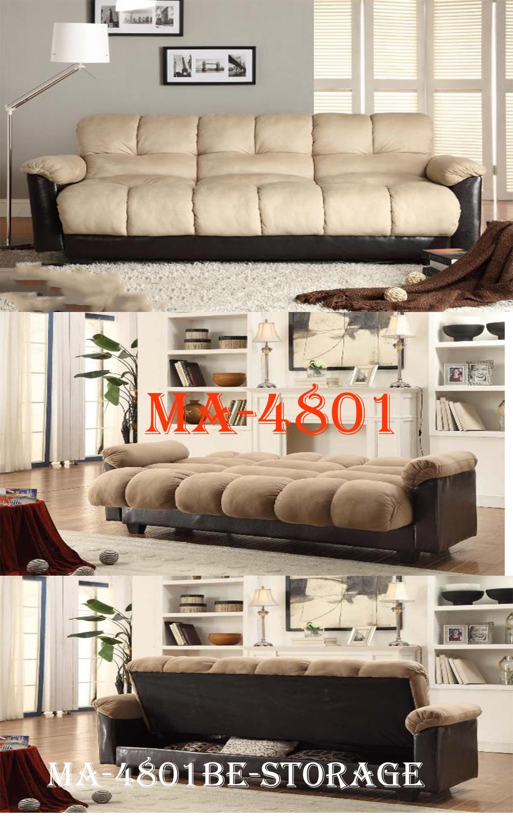 4801BE futon