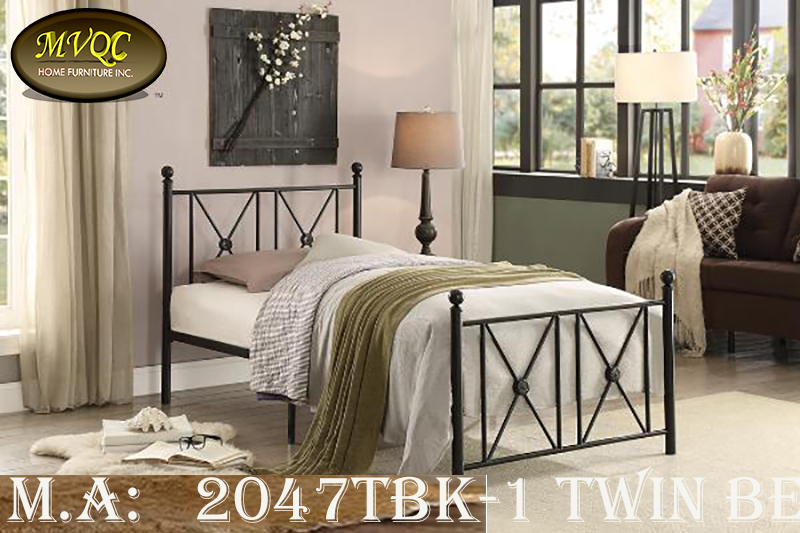 2047TBK-1 twin bed