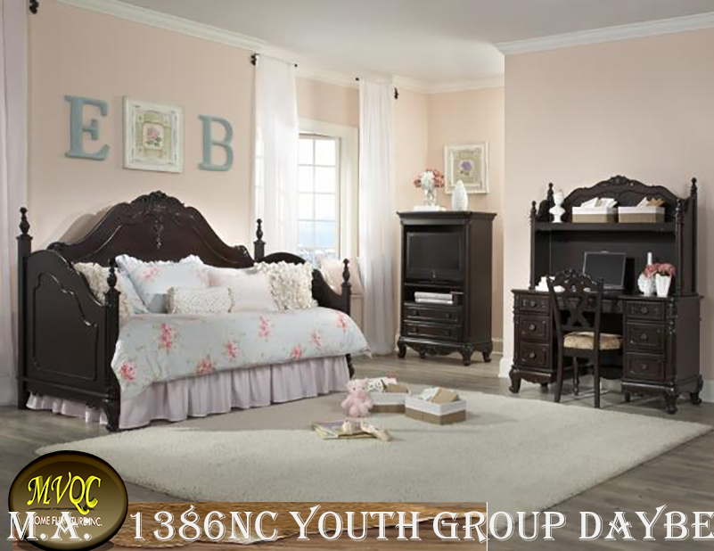 1386NC youth group daybed