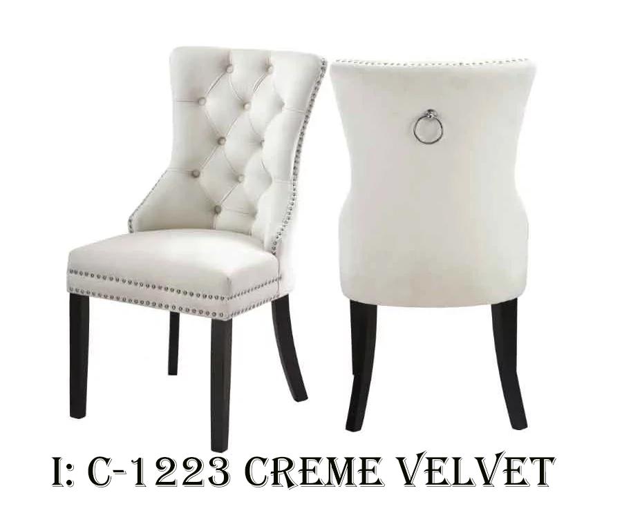 C-1223 Creme Velvet