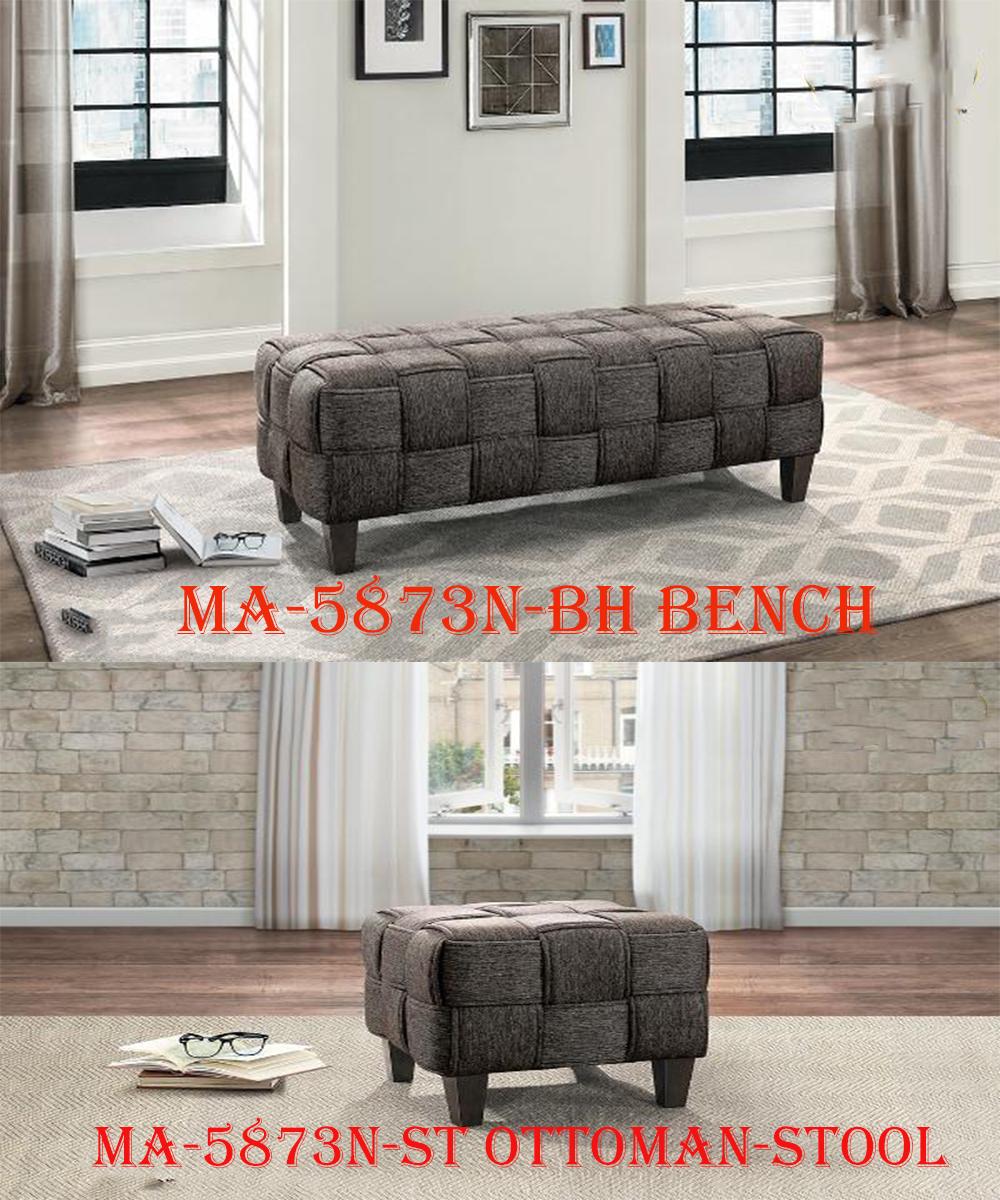 5873N-BH Bench