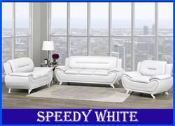 SPEEDY WHITE sofas