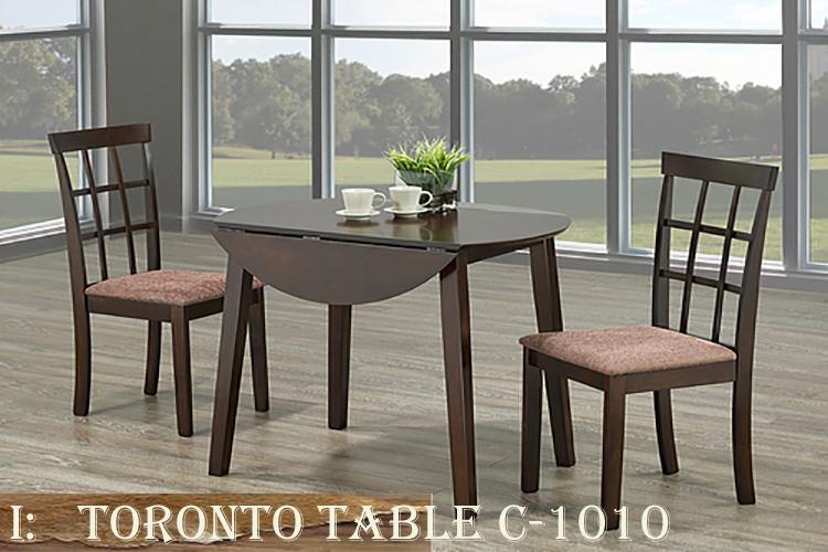 Toronto Table C-1010