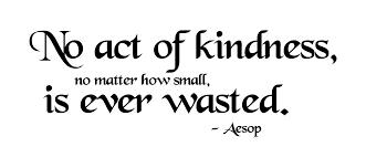 Adoption of Kindness
