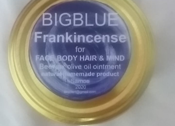 Big Blue Frankinscence Healing Balm