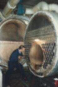 Boiler Retubes