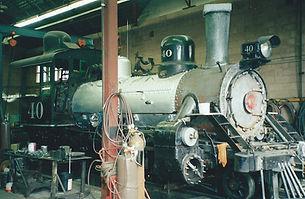 Historical Steam Engine Repair