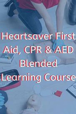 Heartsaver 1st Aid CPR AED Skills Session