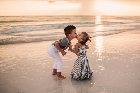 Fallon Photography: Sarasota Family Photographer Lido Beach