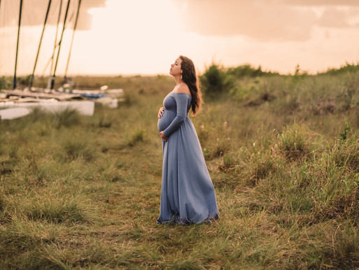 Siesta Key Maternity Photos * Sarasota Photographer * Siesta Key Photographer * Fallon Photography