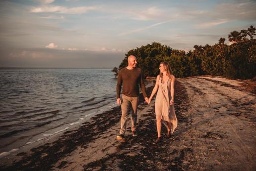 Fallon Photography: Sarasota Couples Photographer * Sarasota Photographer * Emerson Point Preserve