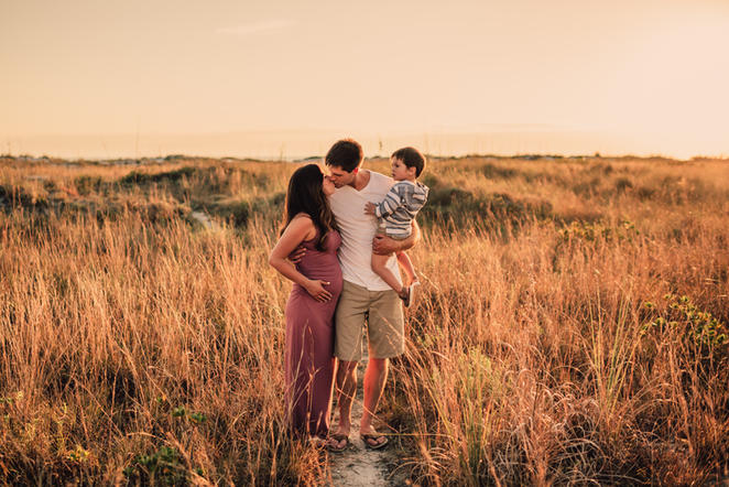 Fallon Photography: Lido Key Family Maternity Photographer Sarasota