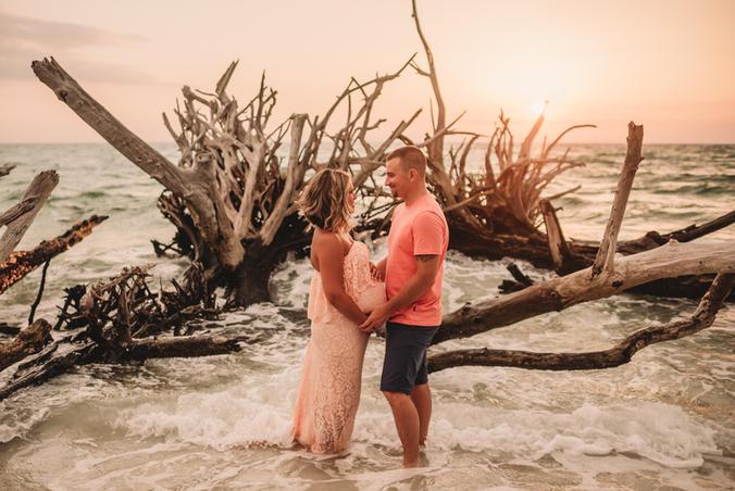 Fallon Photography: Sarasota Photographer Maternity Photoshoot Longboat Key Photographer