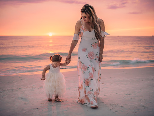 Beer Can Island Longboat Key Family Photography * Bradenton Photographer * Fallon Photography
