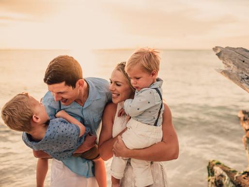 Longboat Key Beer Can Island Photo Shoot * Bradenton Family Photographer * Fallon Photography