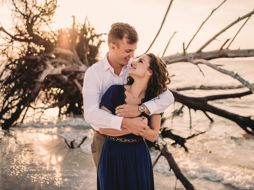 Longboat Key Photographer * Surprise Proposal * Engagement Photos * Sarasota Photographer