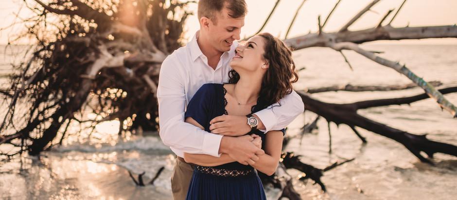 Longboat Key Photographer * Surprise Proposal * Engagement Photos * Sarasota Photographer