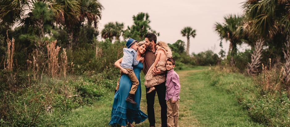 Sarasota Family Photographer * Sarasota Photographer * Celery Fields * Fallon Photography