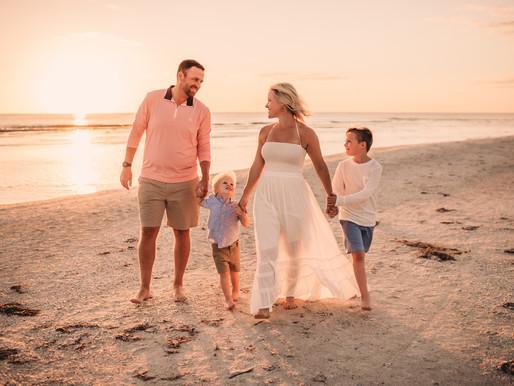Lido Beach Photographer * Lido Key Photographer * Sarasota Family Photographer