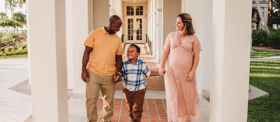 Sarasota Maternity Photographer * Sarasota Photographer * New College Photo Shoot *
