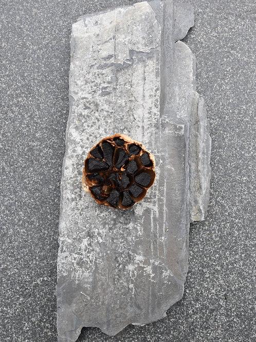 Black fermented garlic (Piece)
