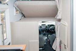 Explorer Compass interior
