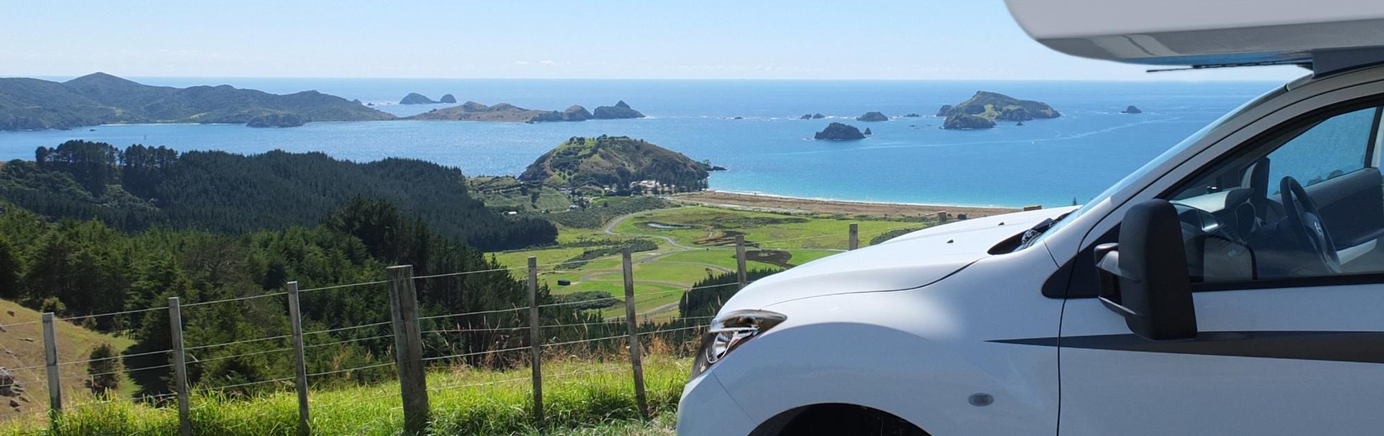 Explorer Motorhomes   New Zealand