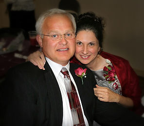 Pastor and Sis. Metzger