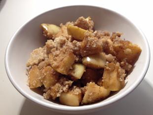 Õuna-kaneelimaius (piima-, gluteeni-, muna-, teraviljavaba)