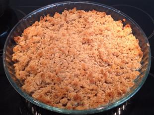 Õuna-purukook (gluteeni-, piima-, muna-, teraviljavaba)