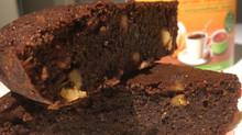 Kikerhernebrownie (kakao-, piima-, gluteeni-, teraviljavaba)