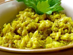 """Kicharee- """"jumalate söök"""", mis ergutab seedimist"""