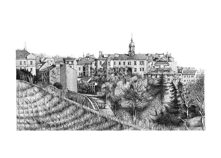 Praha Grébovka