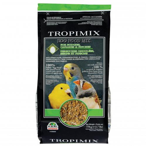 Tropimix Eggfood Mistura de Sementes - Periquitos, Canários e Tentilhões