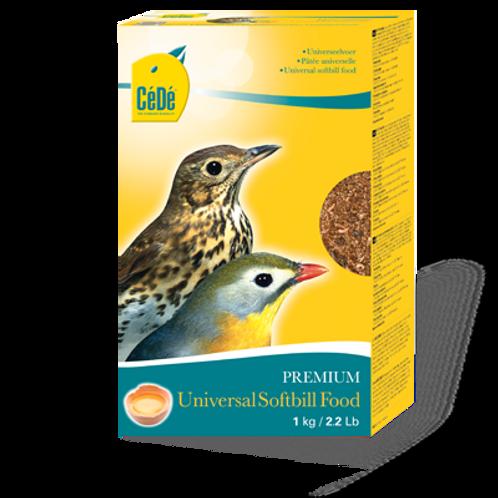 Para Sabiá, Melro, Pássaro Preto - Universal Softbill (1Kg)