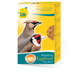 Para Silvestres - Eggfood British Finches (1Kg)