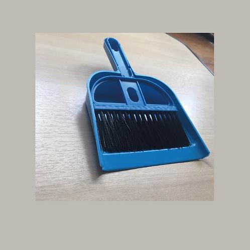 Kit de Limpeza com Pá e Vassoura