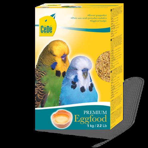 Para Calopsitas e Outros - Eggfood Budgie (1Kg)