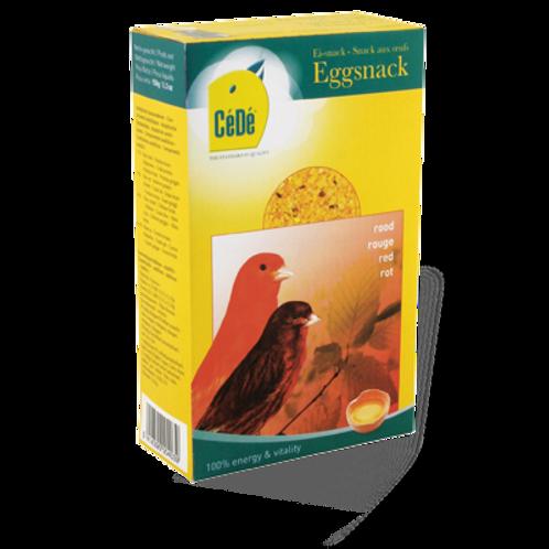 Para Tarins e Outras Aves Com Fator - Snack Red (150gr.)