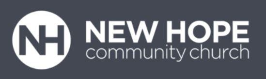 New Hope Community Church 2