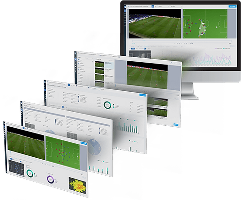 Automated football analytics