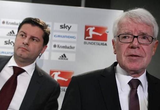 DFL Deutsche Fußball Liga signs partnership