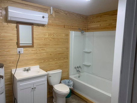 2021 BATHROOM UPGRADES FOR CLIENTS