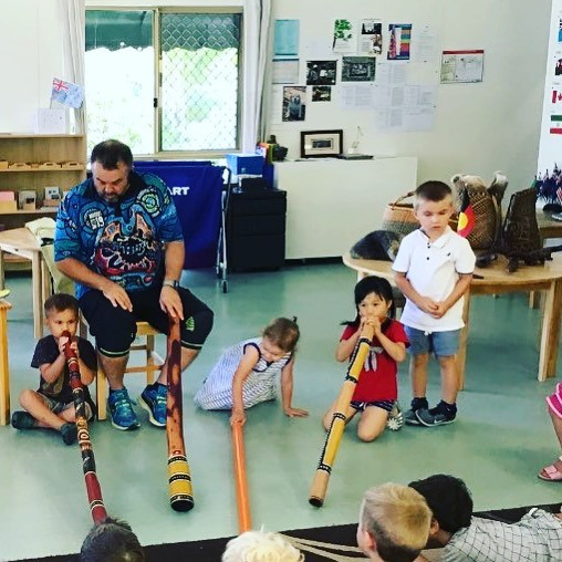 La Peitite Montessori Child Care Activities