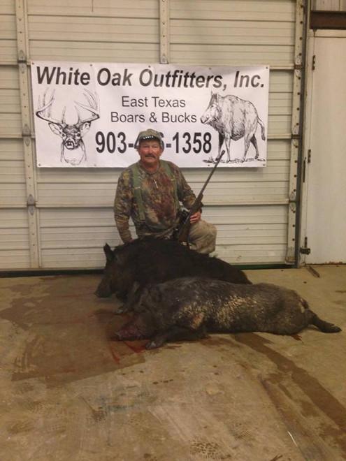 Great Hog Hunting Near Dallas Texas