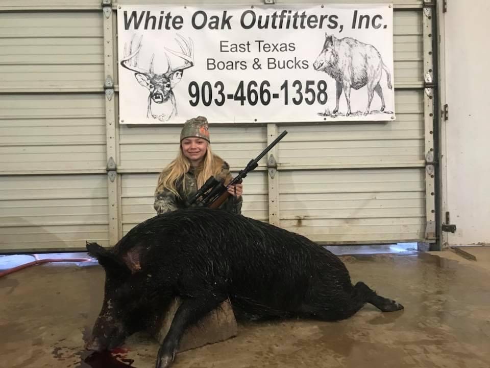 Best Hog Hunting In East Texas USA