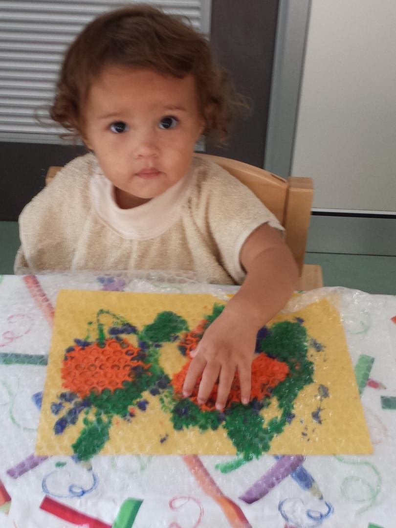 Toddler Learning With La Petite Montessori Child Care